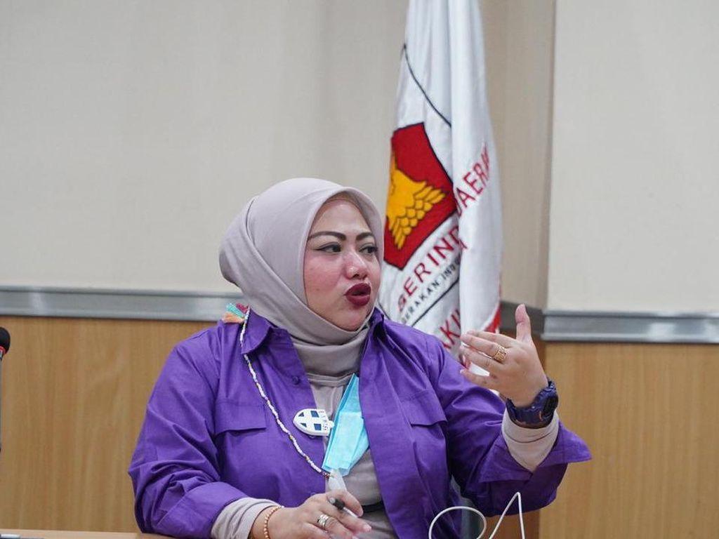 Rumah Warga Belum Divaksin Ditempel Stiker, Gerindra: Tak Usah Pak Polisi!