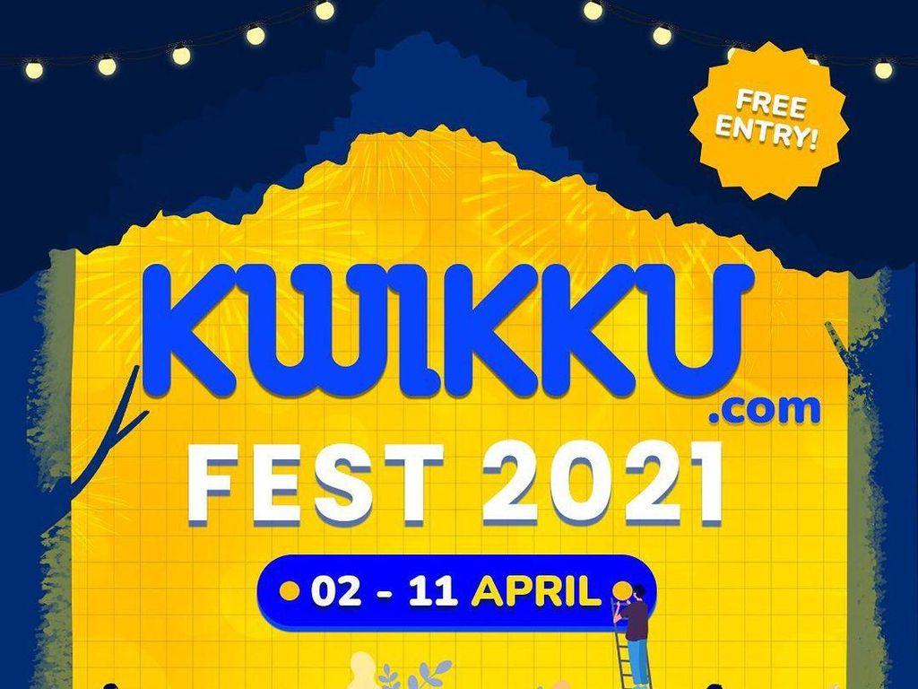 80 Kreator Ramaikan Gelaran Kwikku Fest 2021, Siap Ikutan?