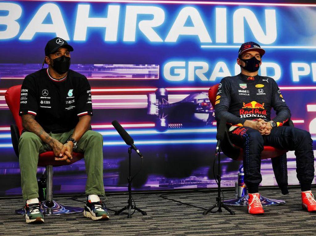 Seandainya Verstappen Juga di Mercedes, Hamilton Pasti Kalah