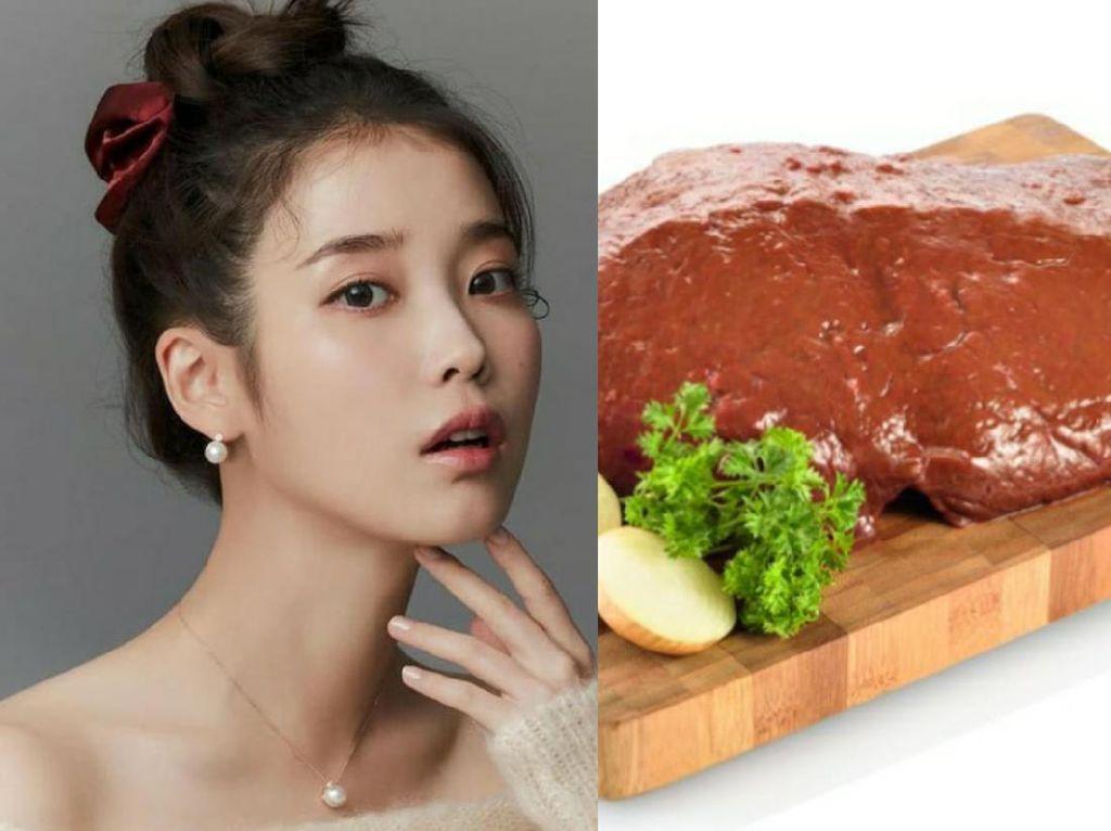 5 Idol K-Pop Ini Doyan Makanan Aneh, Bawang Beku hingga Hati Mentah