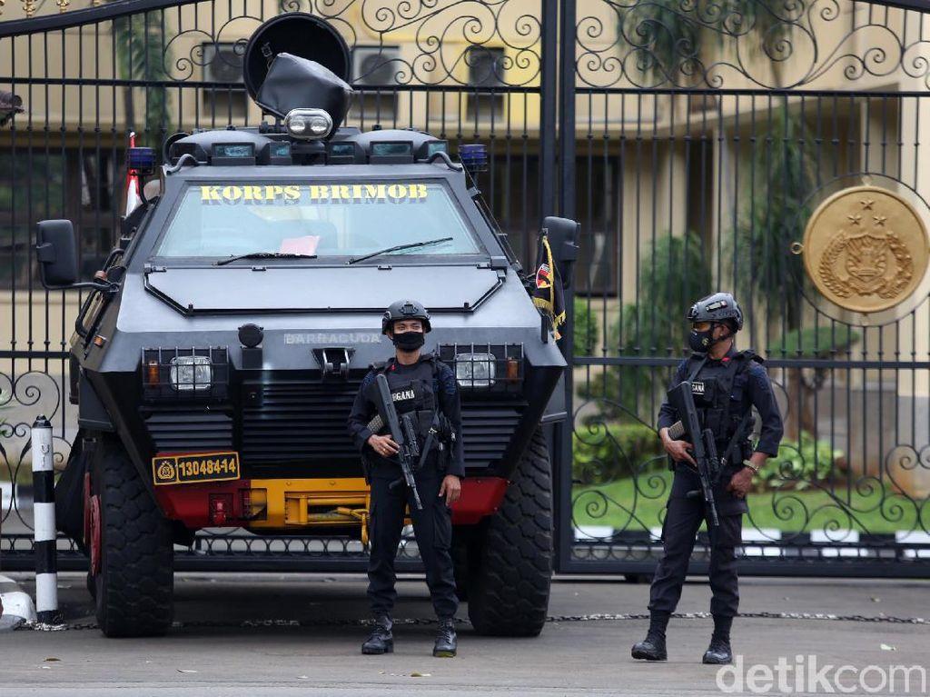 Polisi Tembak Mati Zakiah: Niat Awal Melumpuhkan