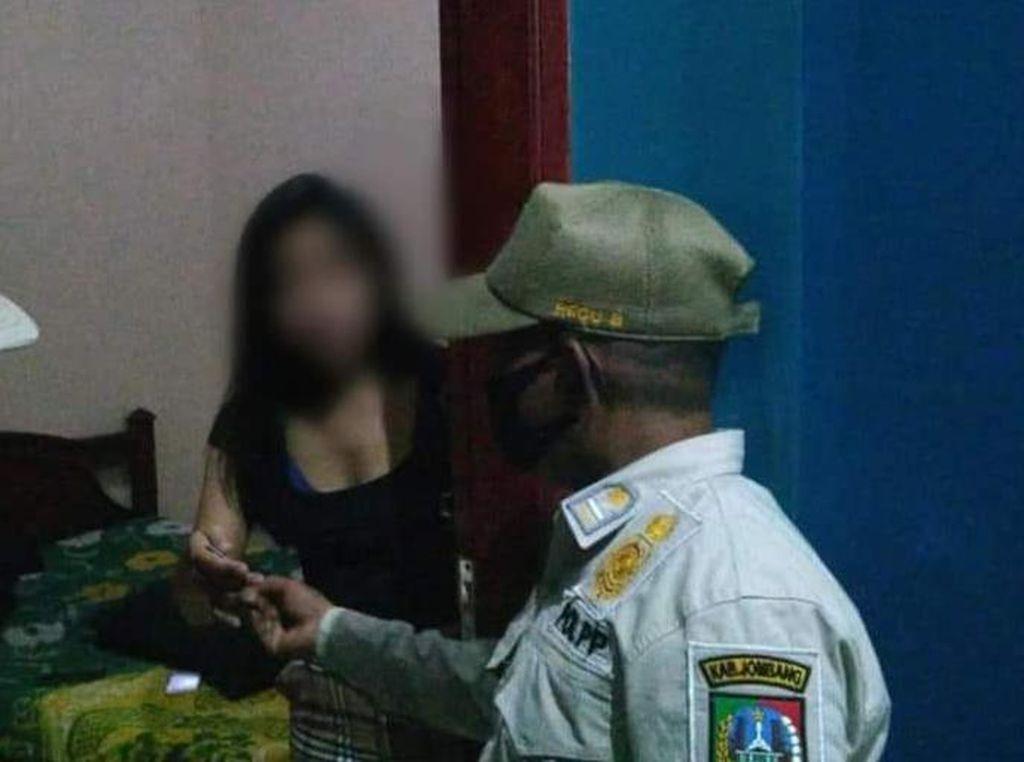 11 Pasangan Mesum Diamankan di Kota Santri Saat Deteksi Dini Terorisme
