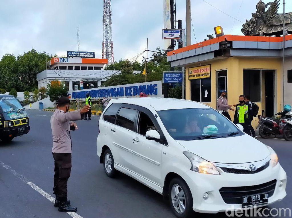 Meski Dilarang, Namun Arus Mudik Diprediksi Mengalir dari Bali ke Banyuwangi