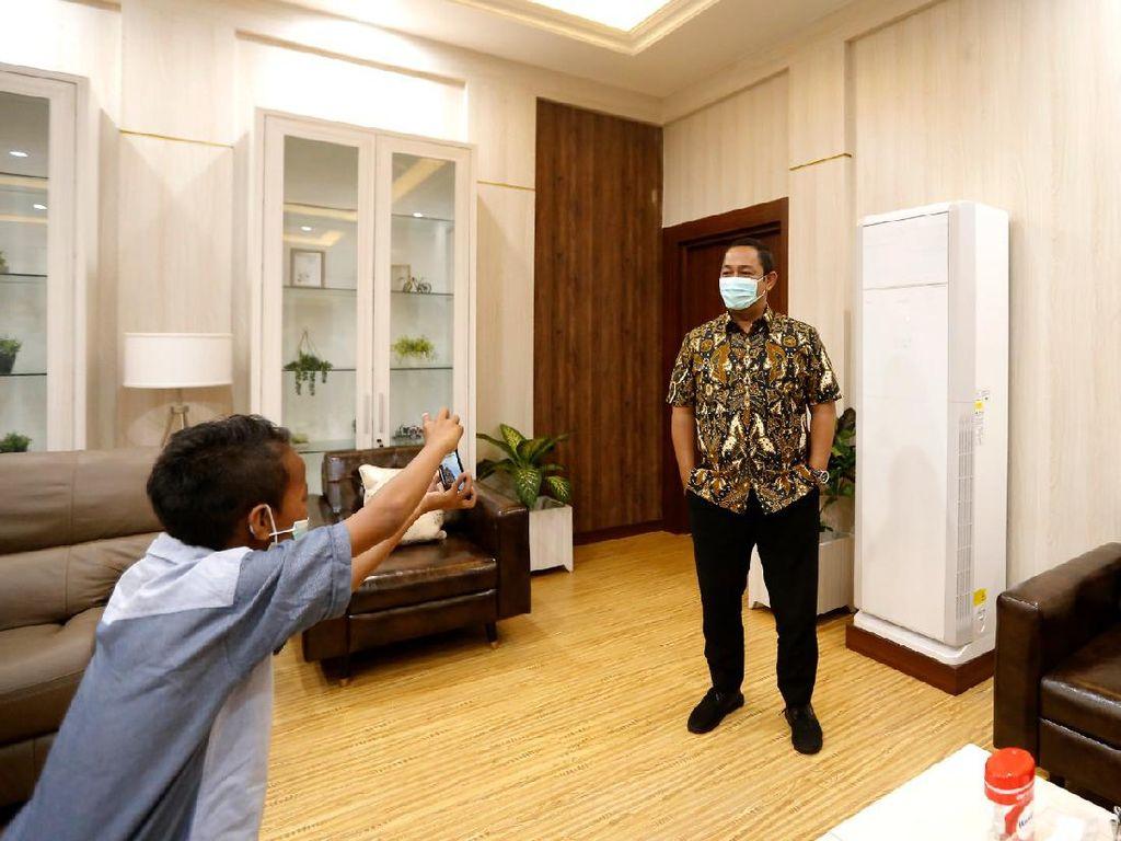 Walkot Semarang Kagumi Semangat Pengarah Gaya Foto Cilik di Kota Lama