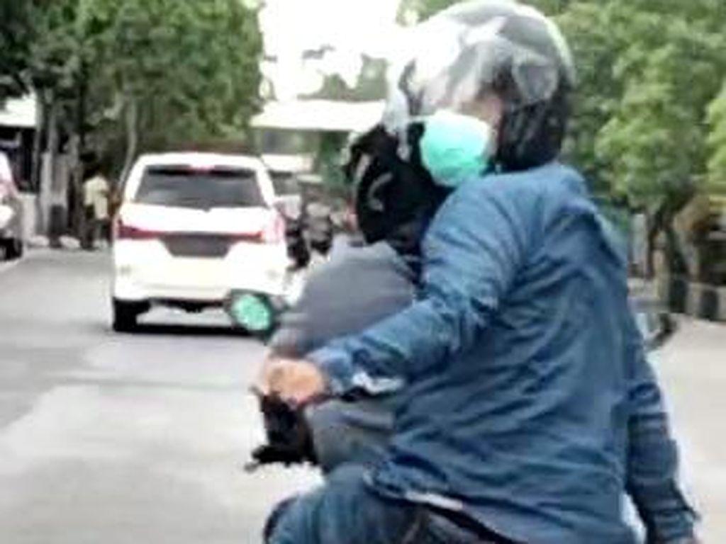 Heboh Video Aksi Kebut-kebutan Kejar Perampok di Purwokerto