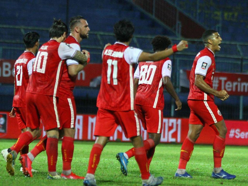 Jadwal Piala Menpora Hari Ini: Persija Vs Barito Putera
