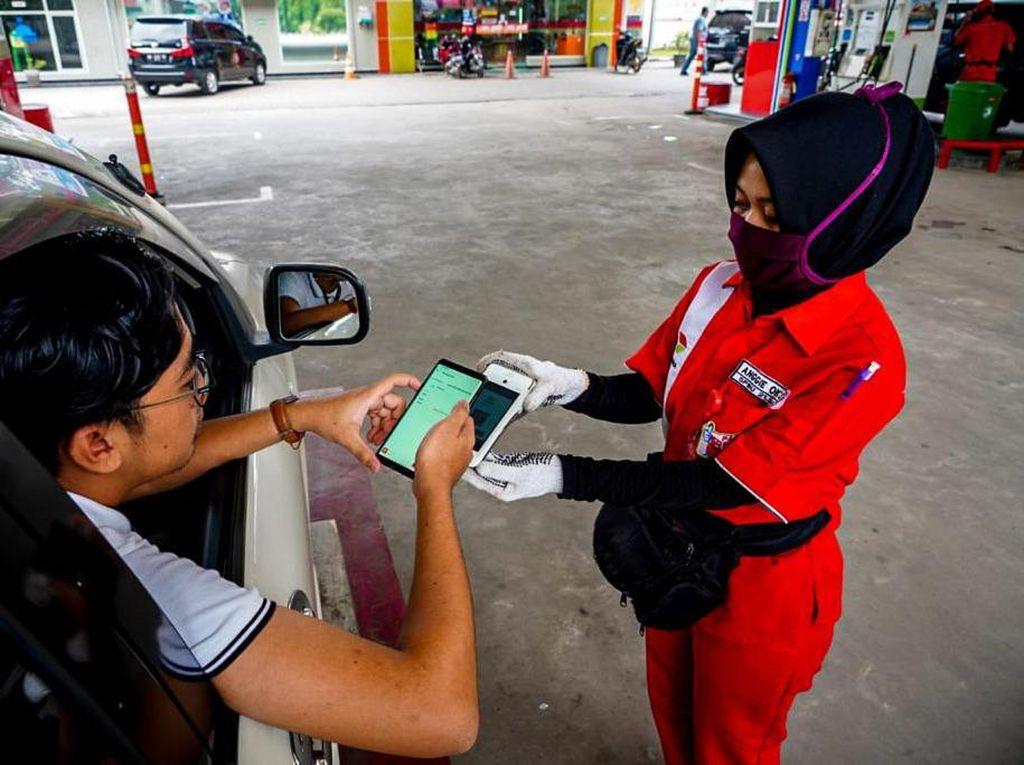 Beli BBM Hemat Rp 300/Liter, Ayo Transaksi dengan MyPertamina