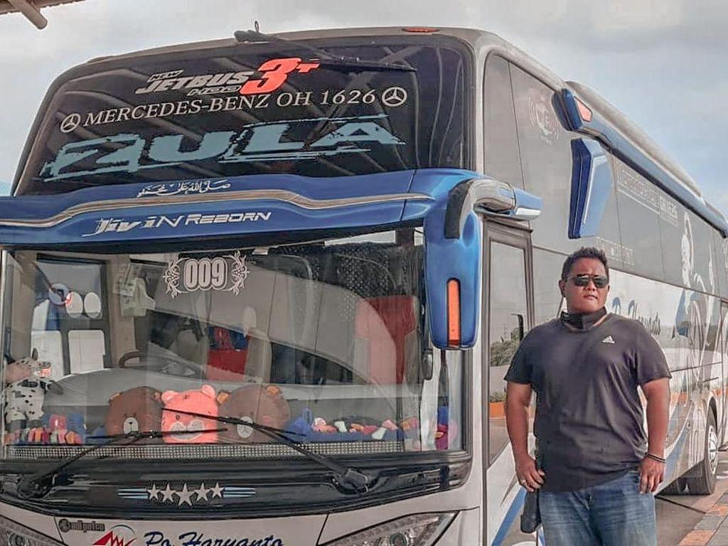 PO Haryanto Belum Tertarik Punya Bus Tingkat, UHD, dan Sleeper Bus, Apa Alasannya?