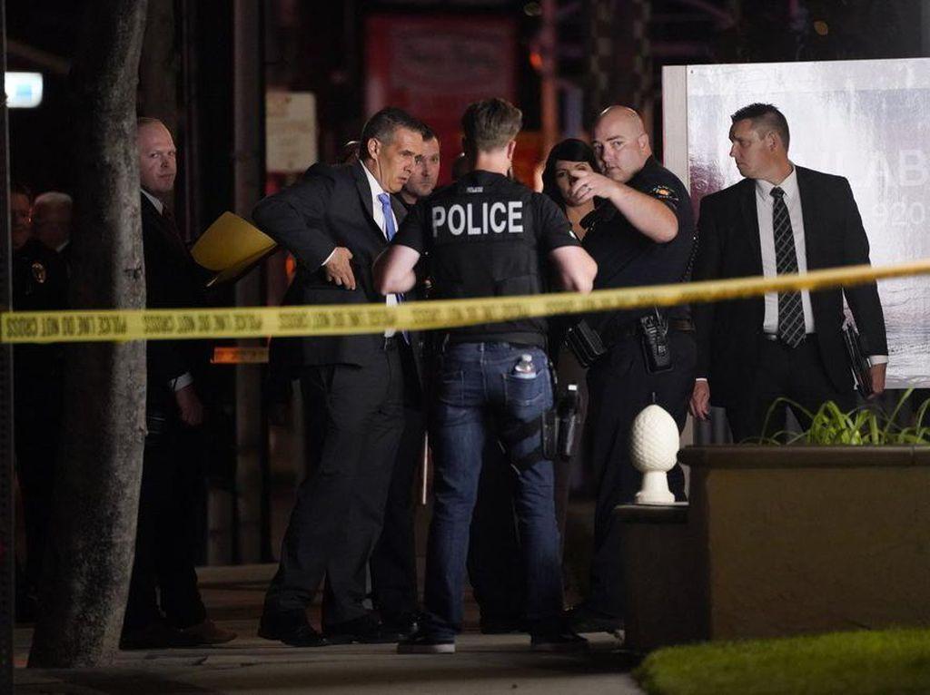 Insiden Penembakan di Texas