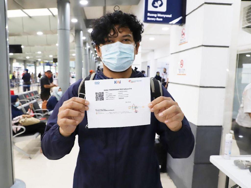 Hasil Tes GeNose Hanya Berlaku 1x24 Jam Sebagai Syarat Perjalanan