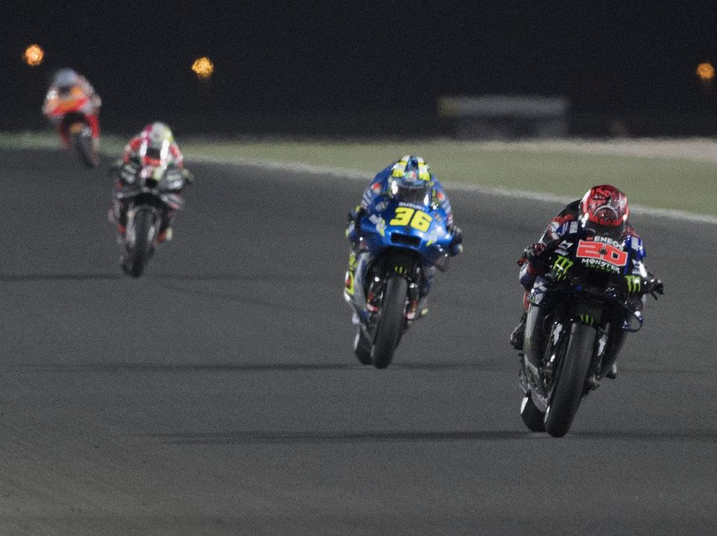 Live Kuis detikcom x Trans 7: Nonton MotoGP Doha Bisa Dapat Duit!