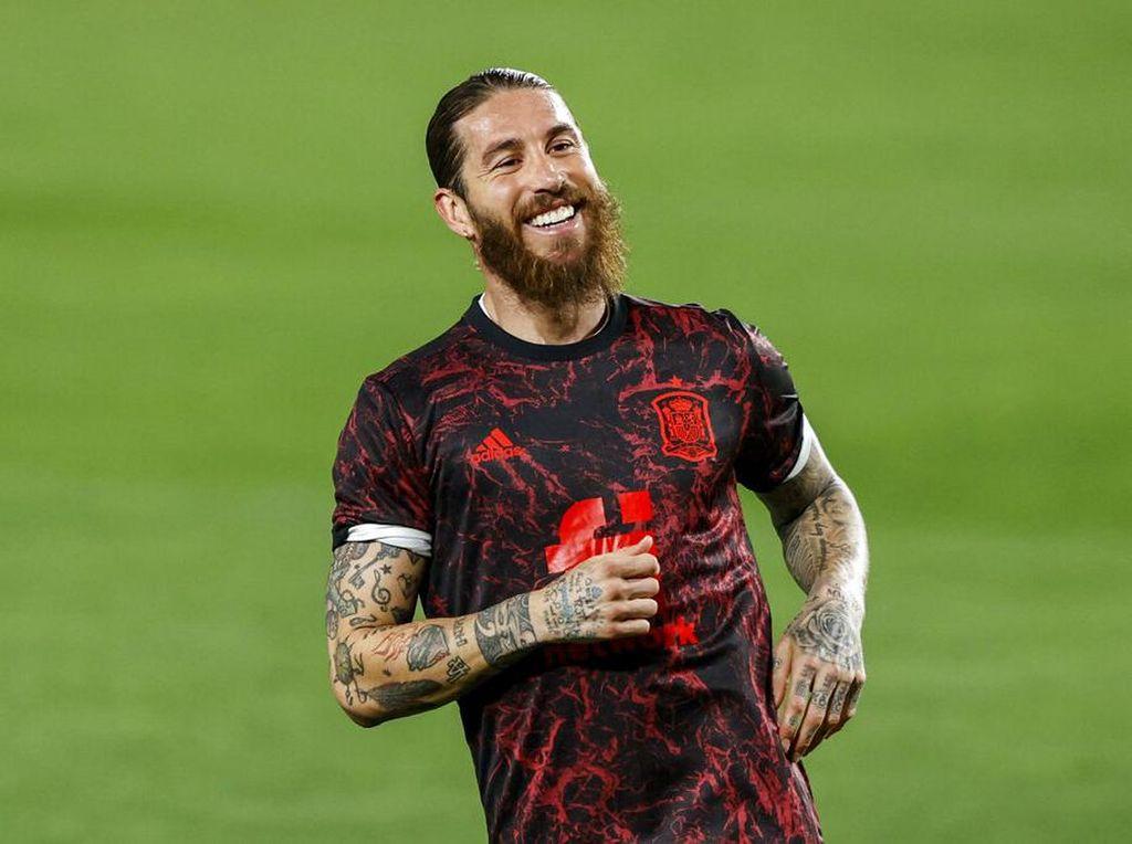 Sergio Ramos Cedera, Lewatkan Liverpool dan El Clasico