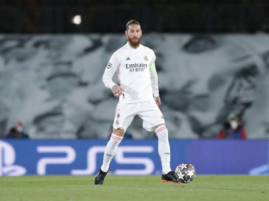 Chelsea Vs Madrid: Ramos Mungkin Main, The Blues Jangan Takut