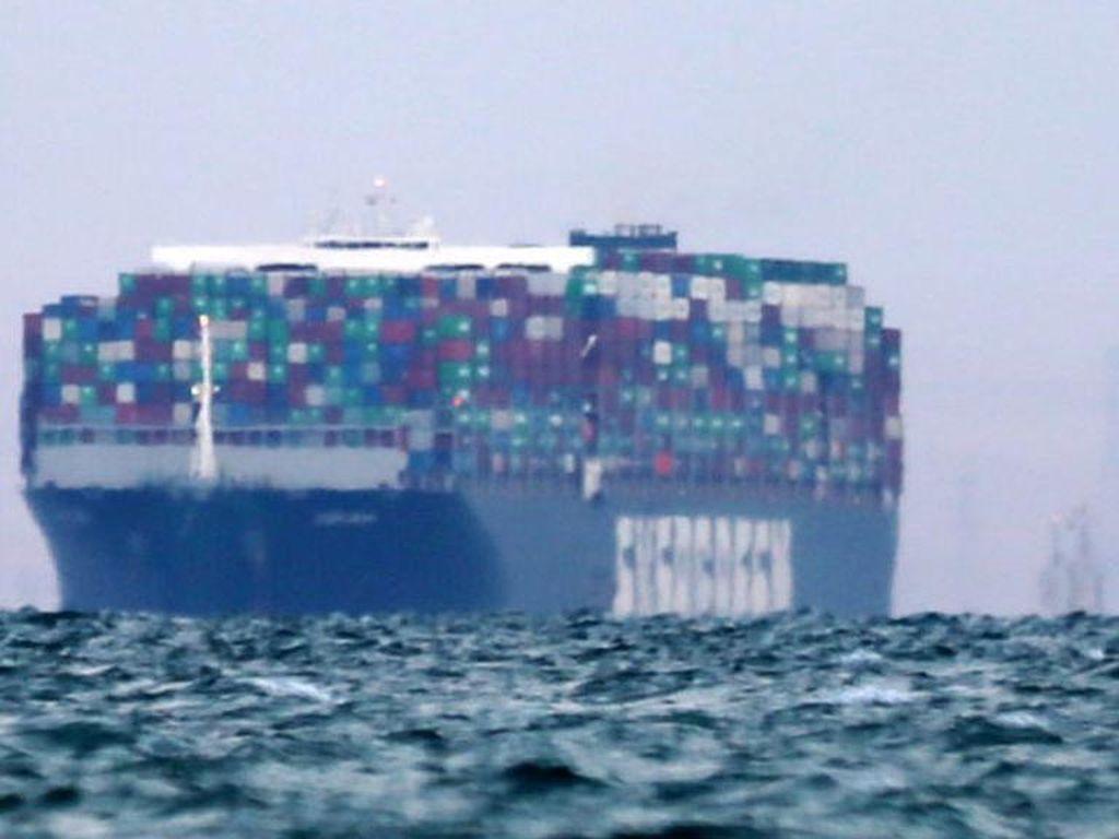 Terusan Suez Sudah Bisa Dilewati, Mesir Buka Penyelidikan Kapal Ever Given