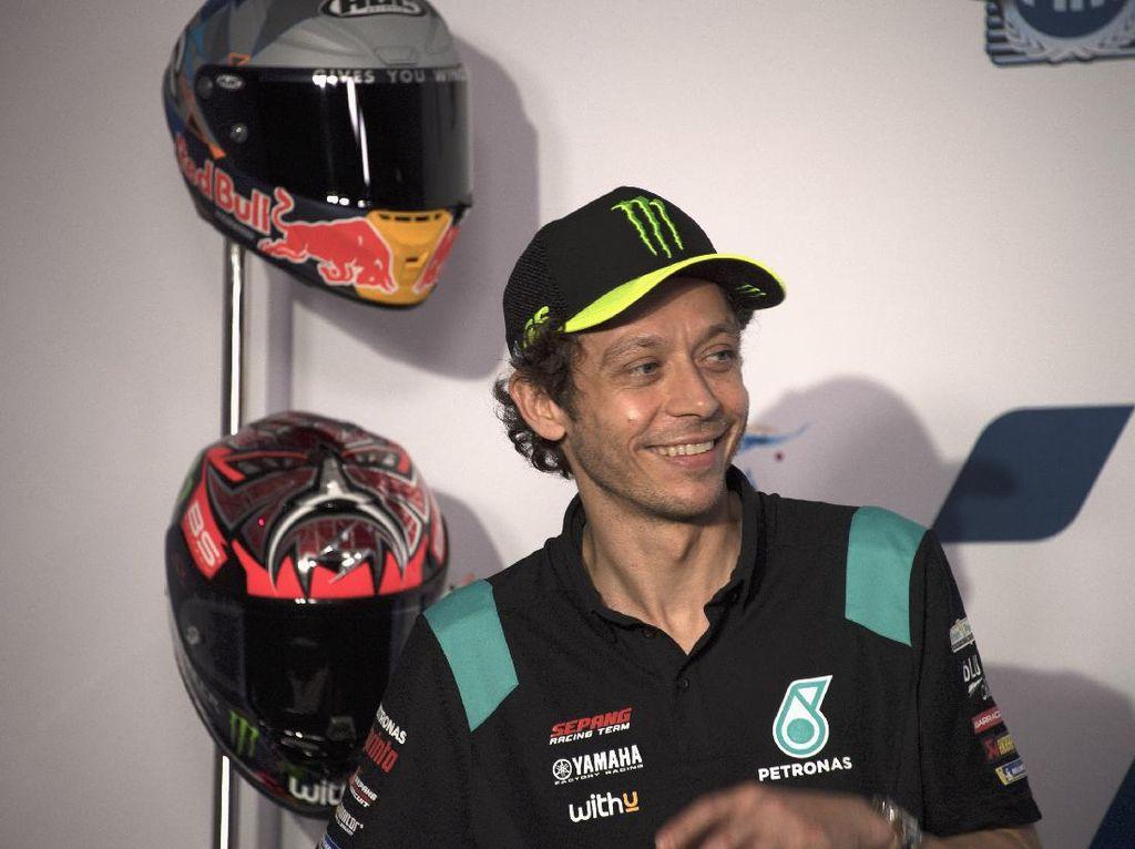 Sudahlah, Valentino Rossi... Waktumu di MotoGP Telah Habis