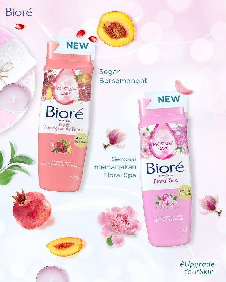 Biore Body Wash Beauty