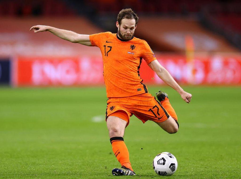 Usai Cedera Horor, Daley Blind Tetap Yakin Main di Euro 2020