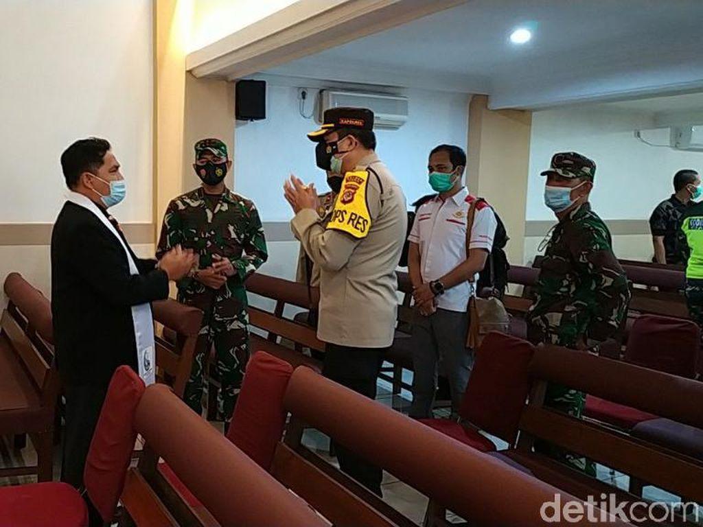 550 Personel Siaga di 13 Gereja Ciamis-Pangandaran