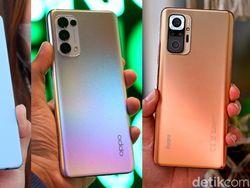 Perbandingan Galaxy A52, Oppo Reno5 dan Redmi Note 10 Pro