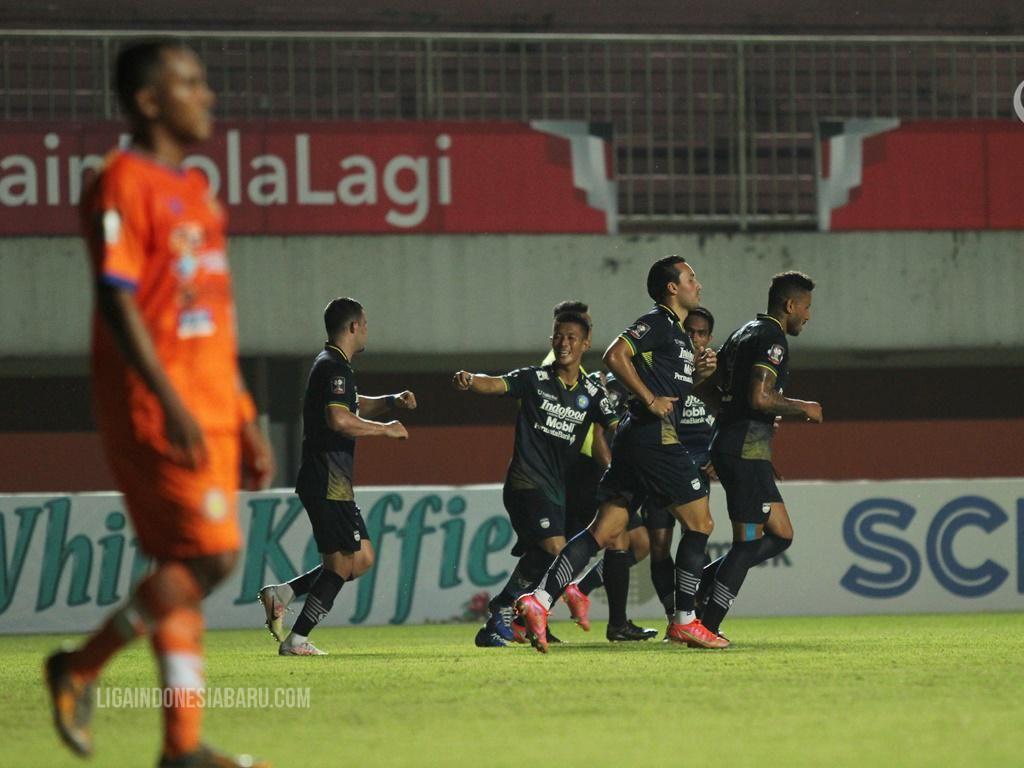 Hasil Piala Menpora 2021: Dramatis, Persib Tekuk Persiraja 2-1