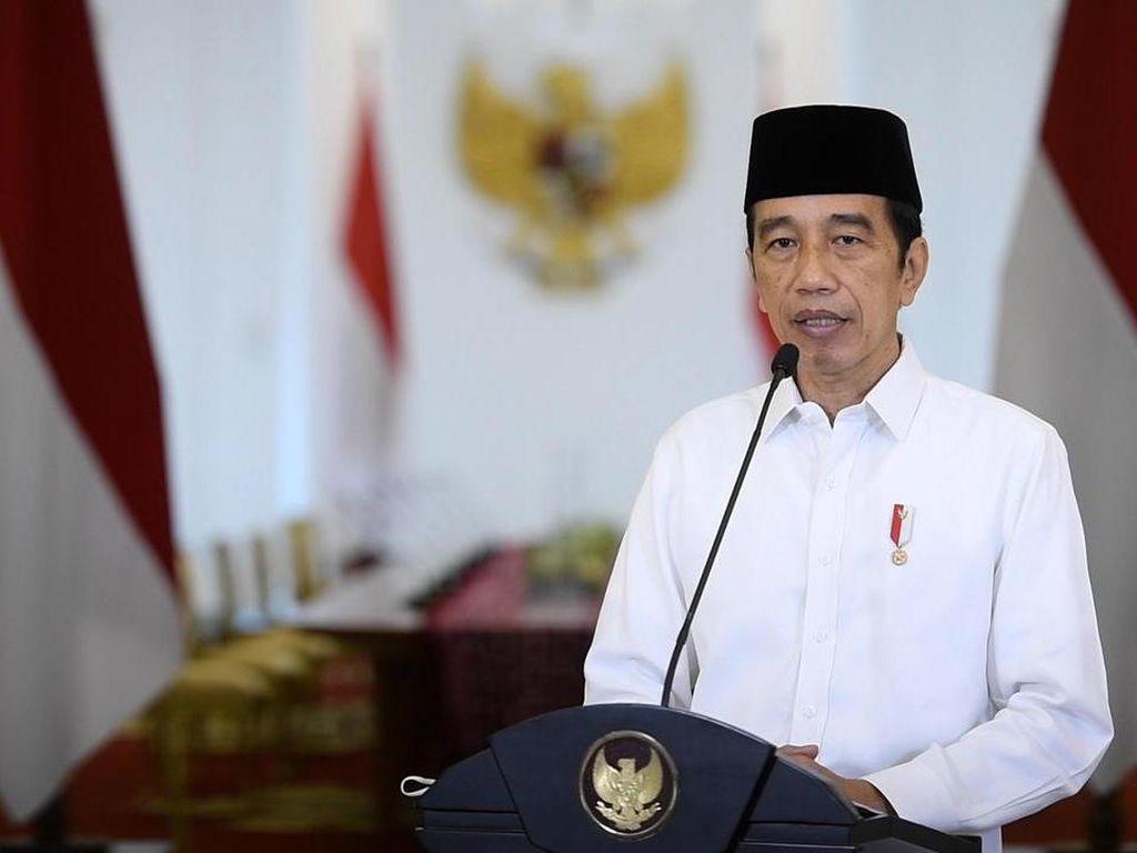 Jokowi Buka Suara soal Pradesain Istana Negara Ibu Kota Baru