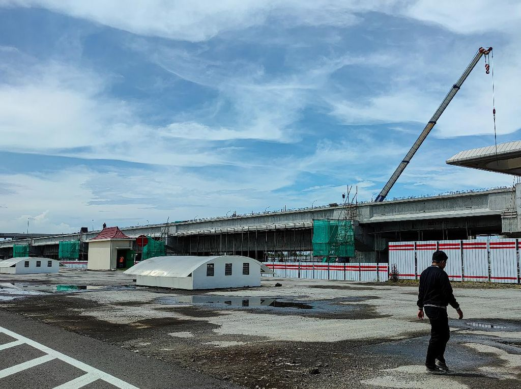 Terus Dikebut, Progres Jalur KA Bandara Kulon Progo Capai 85%
