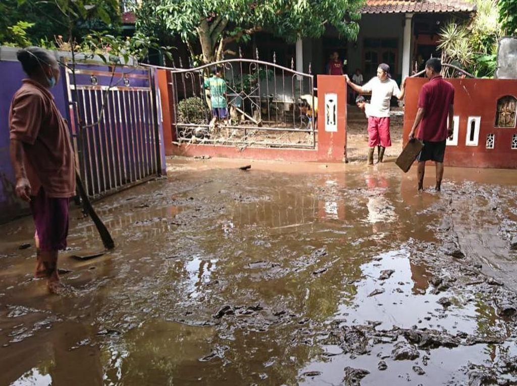 BPBD: 221 Rumah Warga Terdampak Banjir di Kabupaten Semarang