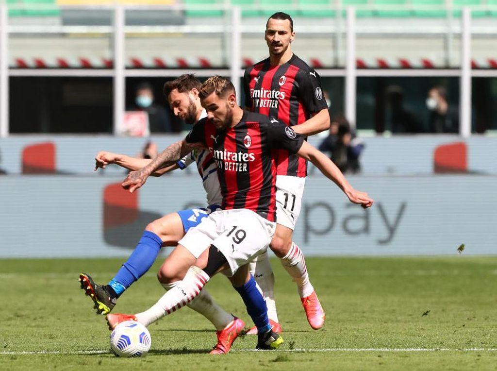 AC Milan Cuma Seri, Stefano Pioli Sakit Hati
