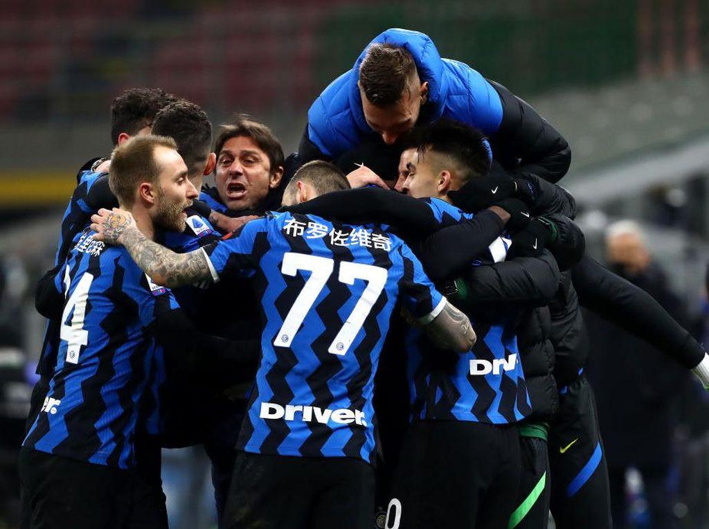 Belum Saatnya Inter Milan Berpesta
