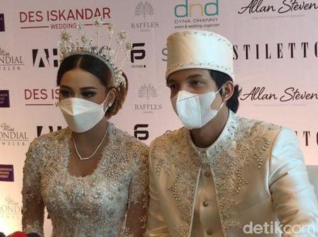 TOP 5: Pernikahan Atta-Aurel hingga Nissa Sabyan Diisukan Hamil