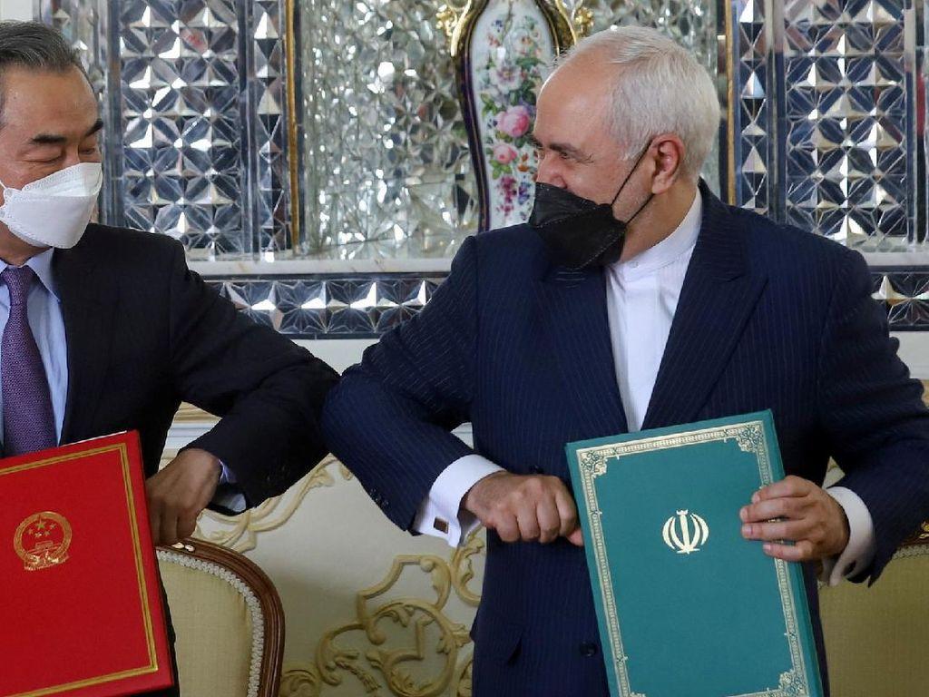 China Bidik Timur Tengah Lewat Kerja Sama dengan Iran