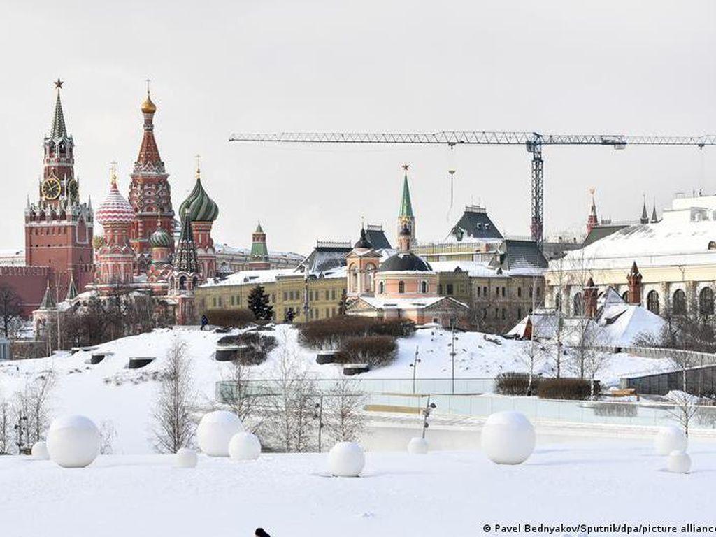 Dijual, Paket Perjalanan Wisata ke Rusia Plus Vaksinasi Sputnik V