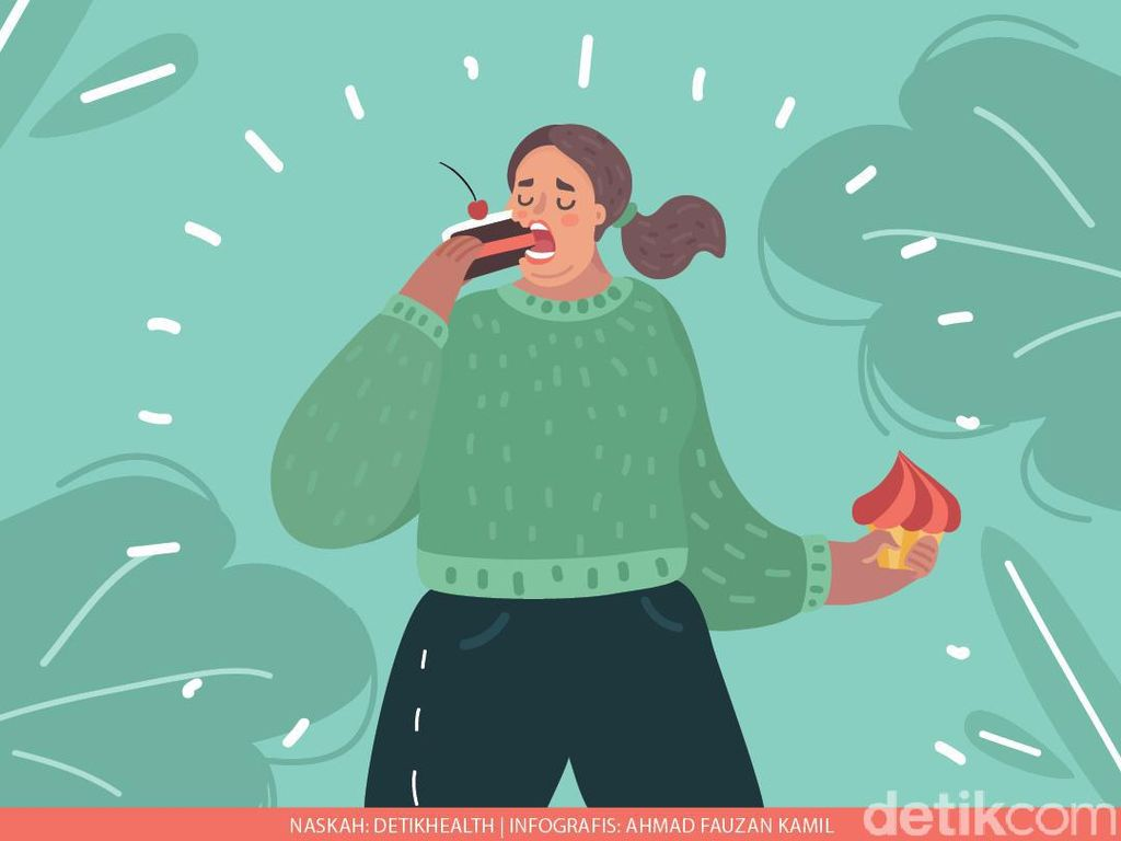 Kenali 3 Ciri Eating Disorder, Kerap Dialami Model Profesional