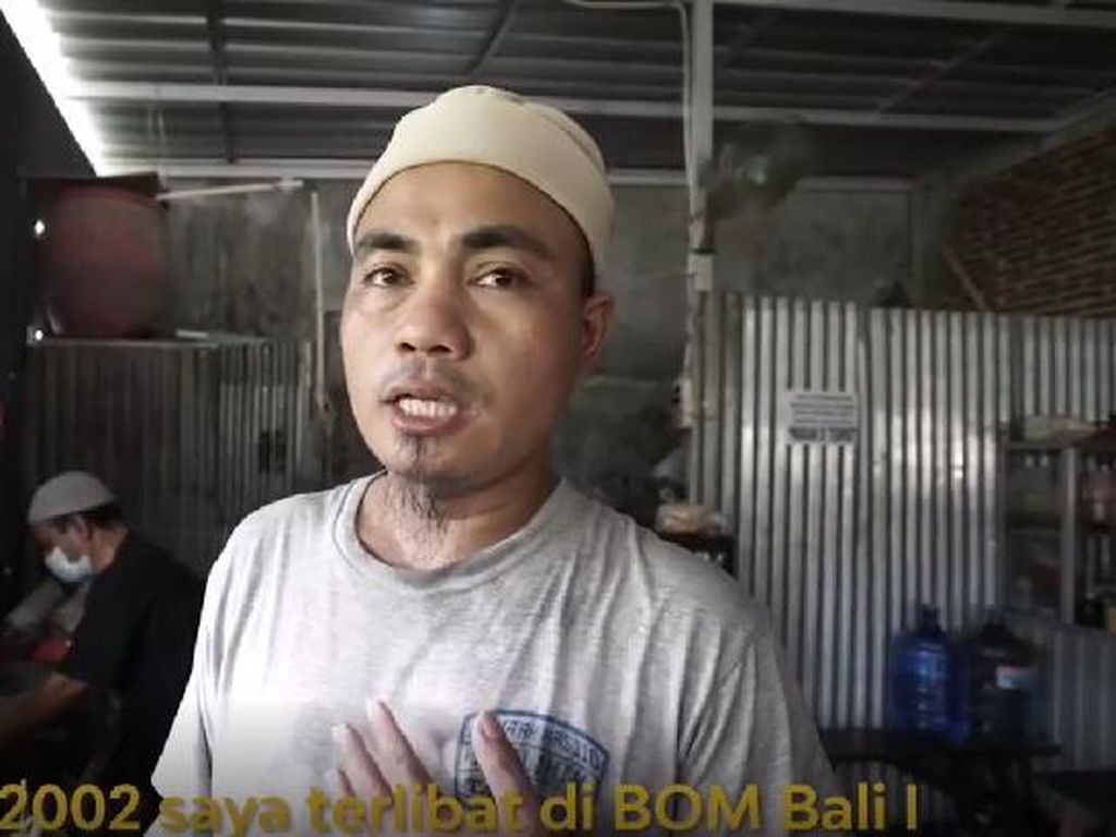 Cerita Jack Harun, Eks Teroris Bom Bali yang Kini Jualan Soto