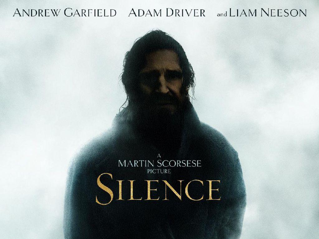 Sinopsis Silence, Film yang Bikin Andrew Garfield Alami Pergulatan Iman