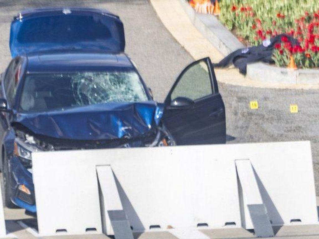 Penyerangan Gedung Capitol AS Tewaskan Polisi, Serangan Kedua dalam 3 Bulan