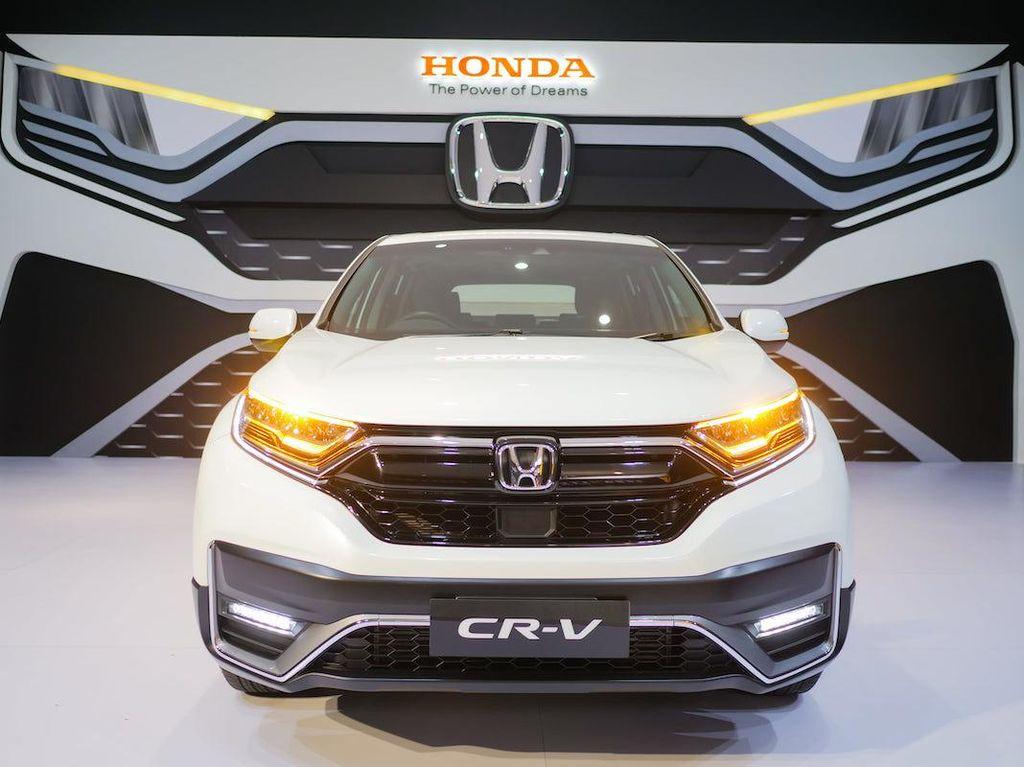 Honda CR-V Turun Rp 28,4 Juta karena PPnBM, Segini DP dan Cicilannya