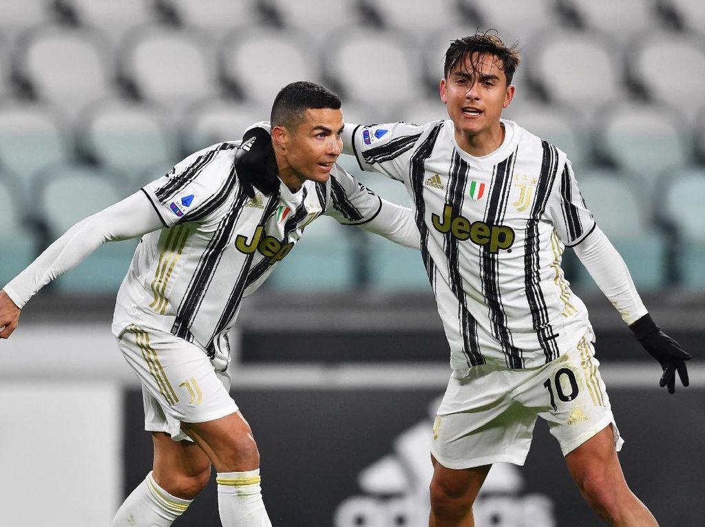 Eks Juventus Ini Mau Dybala dan Ronaldo Pergi, Jika...