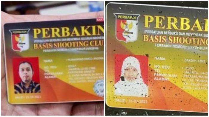Basis Shooting Club Dibubarkan tapi KTA Beredar ke Teroris-Koboi Jalanan