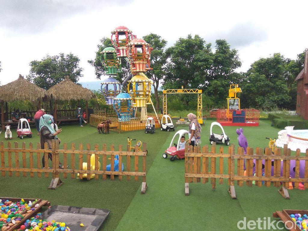 Libur Panjang, Wisatawan Padati Kawasan Wisata Lembang