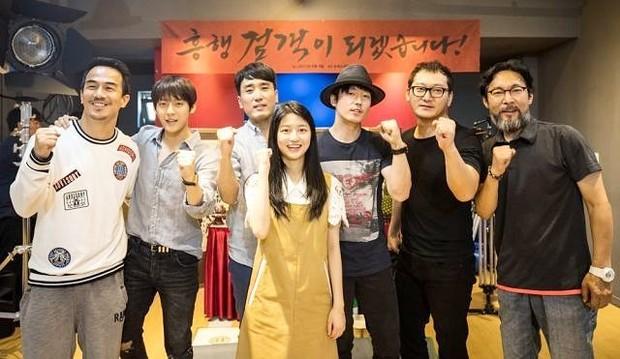 Kim Hyun Soo dan Joe Taslim