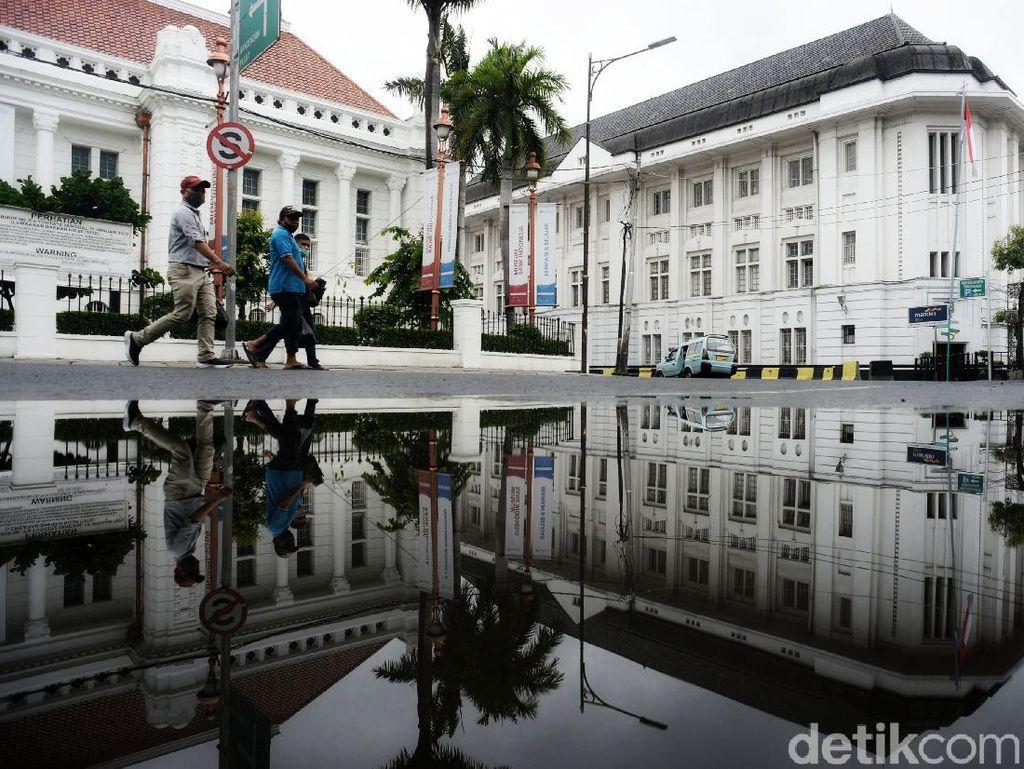 Pecinta Sejarah, Ini 5 Spot Wisata Tempo Dulu di Jakarta