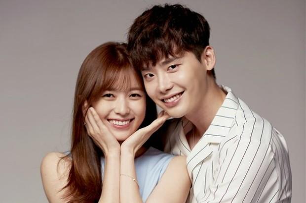 Lee Jong Suk dan Han Hyo Joo