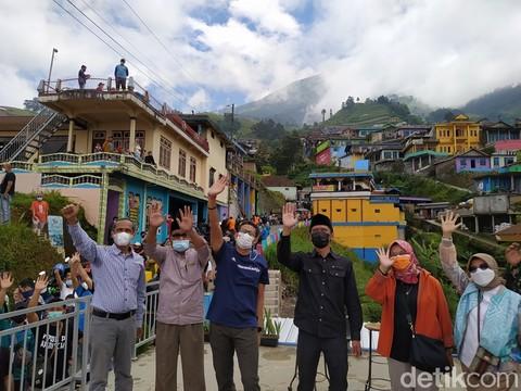 Menparekraf sandiaga uno mengunjungi nepal van java 2