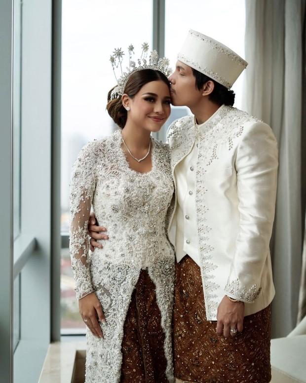 Pernikahan Atta Halilintar dan Aurel Hermansyah/instagram.com/aurelie.hermansyah