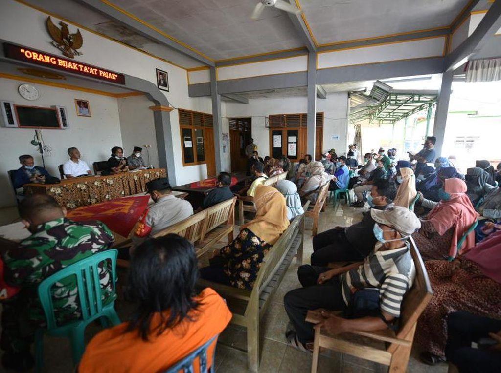 Pertamina Verifikasi Kerugian Rumah Warga Terdampak Insiden Balongan