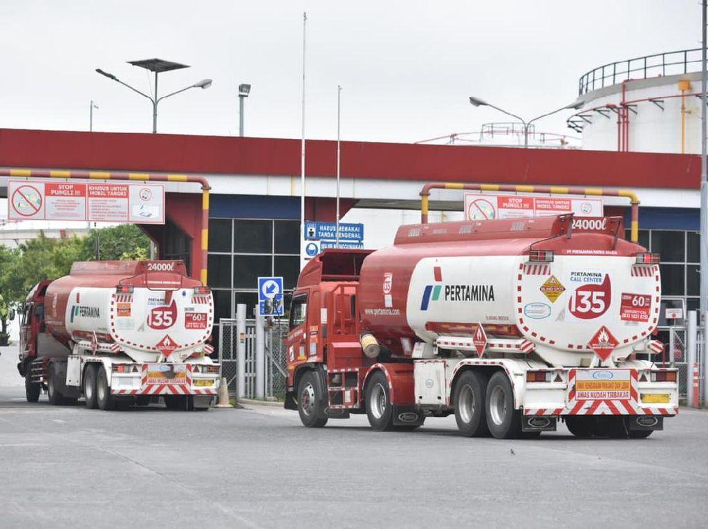 Pertamina Pastikan Pasokan BBM hingga LPG di Jawa Bagian Barat Aman