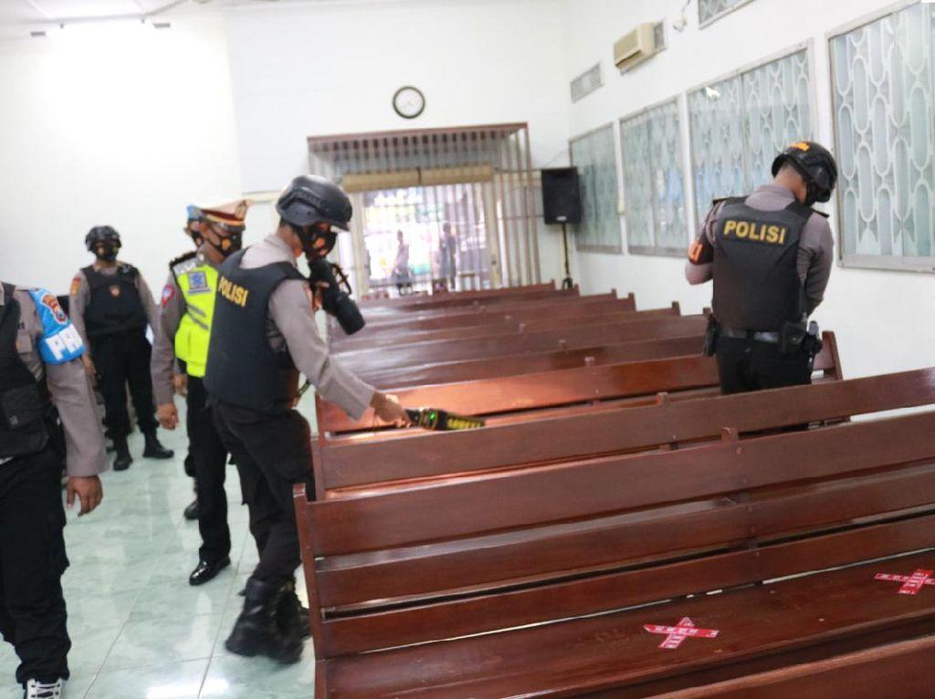 Polisi Bojonegoro Siaga dan Stand By On Call Selama Libur paskah