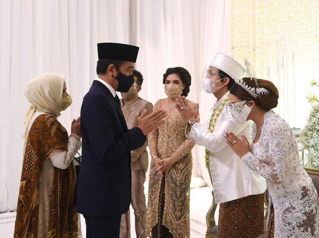 Atta-Aurel Ungkap Pemilihan Jokowi dan Prabowo Jadi Saksi Pernikahan