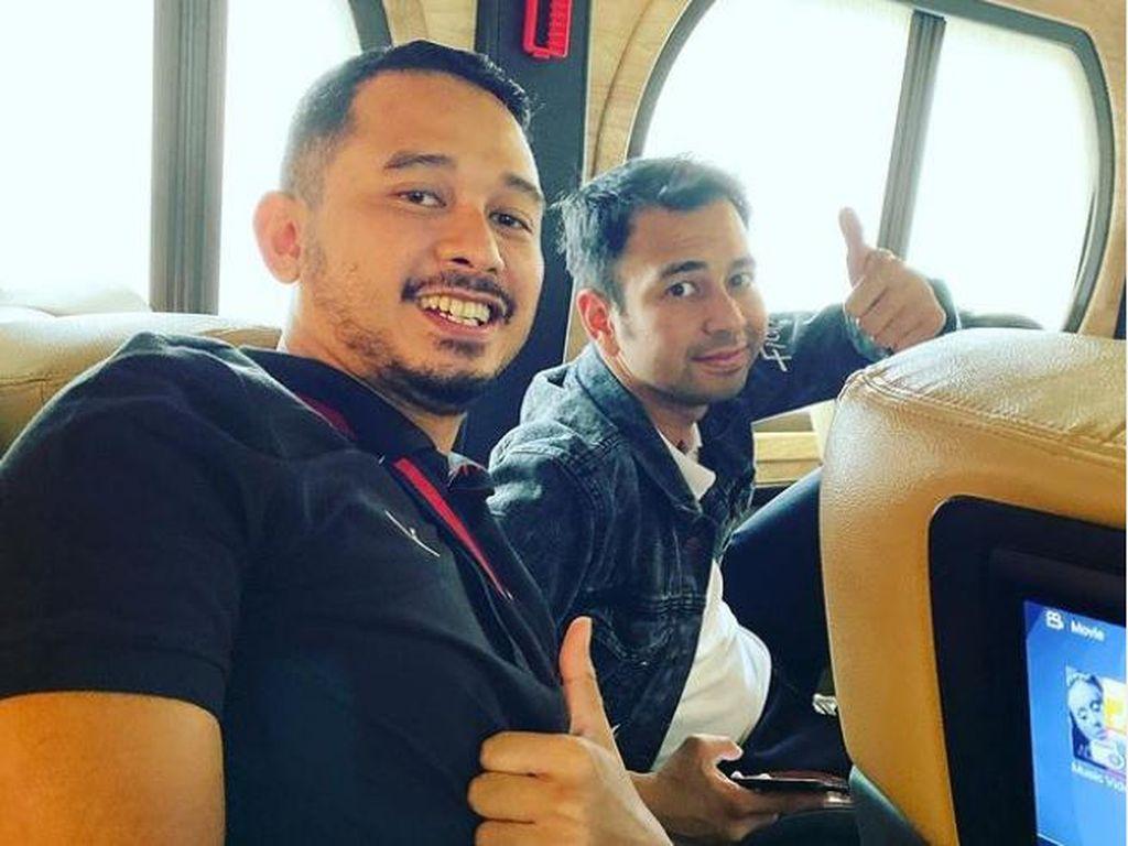 Raffi Ahmad Jadikan Roofi Ardian Presiden Rans Cilegon FC, Ini Sosoknya